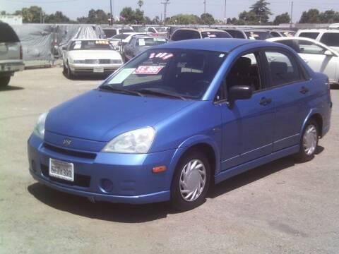2004 Suzuki Aerio for sale at Valley Auto Sales & Advanced Equipment in Stockton CA