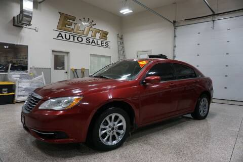 2013 Chrysler 200 for sale at Elite Auto Sales in Ammon ID