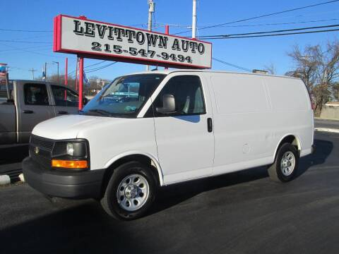 2013 Chevrolet Express Cargo for sale at Levittown Auto in Levittown PA