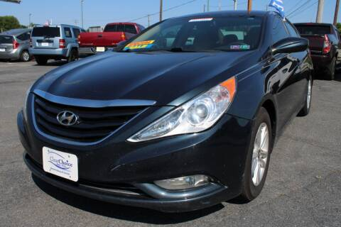 2013 Hyundai Sonata for sale at Clear Choice Auto Sales in Mechanicsburg PA