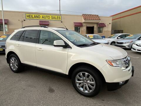 2008 Ford Edge for sale at HEILAND AUTO SALES in Oceano CA
