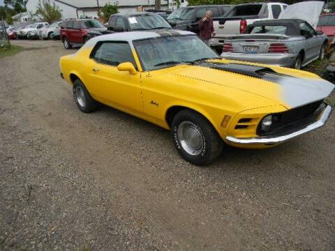 1970 Ford Mustang for sale at Northwest Auto Sales in Farmington MN