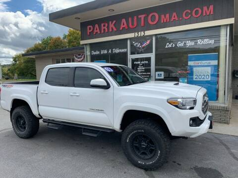 2016 Toyota Tacoma for sale at Park Auto LLC in Palmer MA