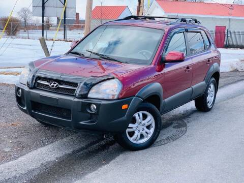 2008 Hyundai Tucson for sale at Y&H Auto Planet in West Sand Lake NY