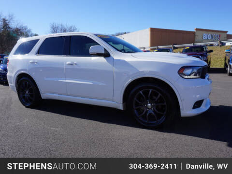 2018 Dodge Durango for sale at Stephens Auto Center of Beckley in Beckley WV