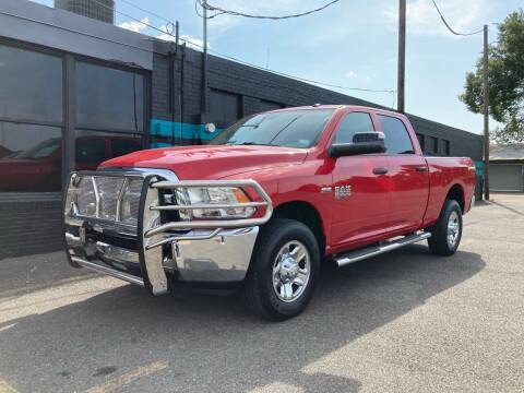 2017 RAM Ram Pickup 2500 for sale at Peppard Autoplex in Nacogdoches TX