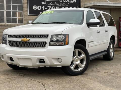 2013 Chevrolet Suburban for sale at Quality Auto of Collins in Collins MS