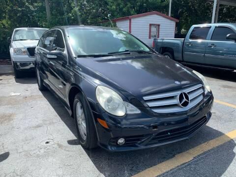 2008 Mercedes-Benz R-Class for sale at America Auto Wholesale Inc in Miami FL