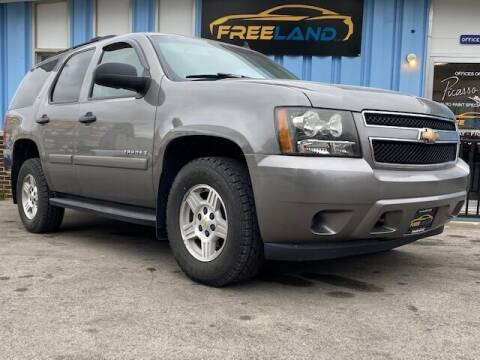 2007 Chevrolet Tahoe for sale at Freeland LLC in Waukesha WI