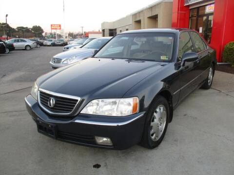 2004 Acura RL for sale at Premium Auto Collection in Chesapeake VA