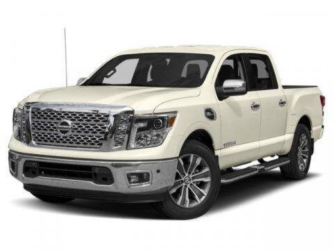 2019 Nissan Titan for sale at CU Carfinders in Norcross GA