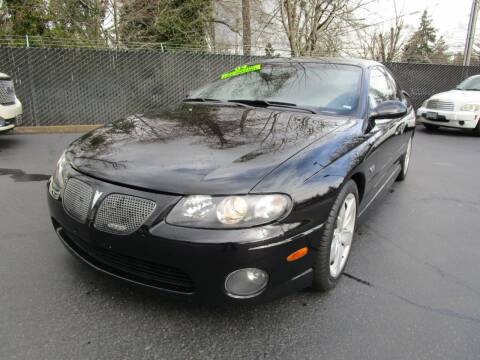 2004 Pontiac GTO for sale at LULAY'S CAR CONNECTION in Salem OR