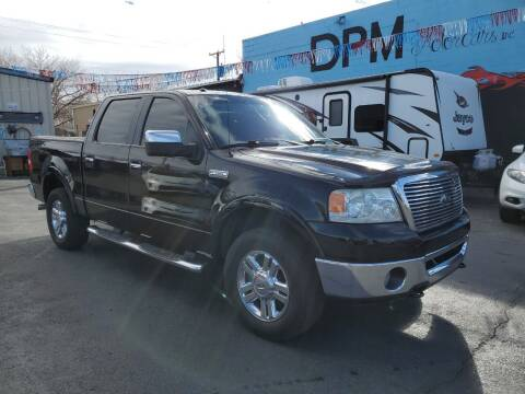 2008 Ford F-150 for sale at DPM Motorcars in Albuquerque NM