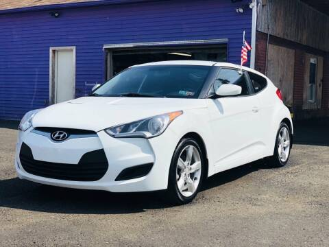 2013 Hyundai Veloster for sale at HD Auto Sales Corp. in Reading PA