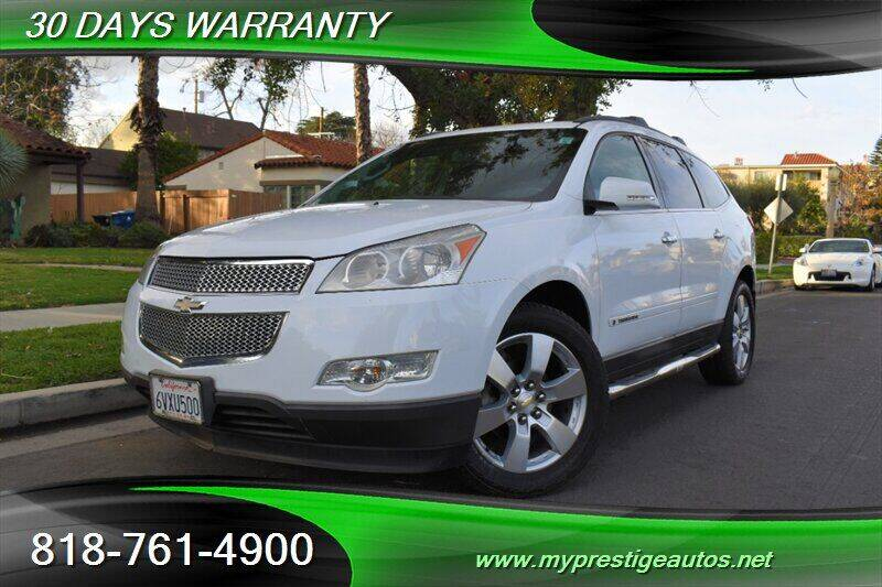 2009 Chevrolet Traverse for sale at Prestige Auto Sports Inc in North Hollywood CA