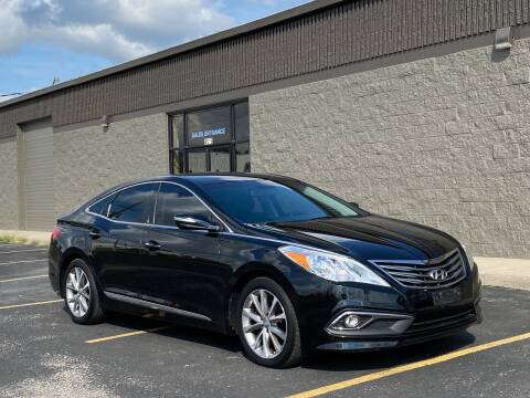 2017 Hyundai Azera for sale at MILANA MOTORS in Omaha NE