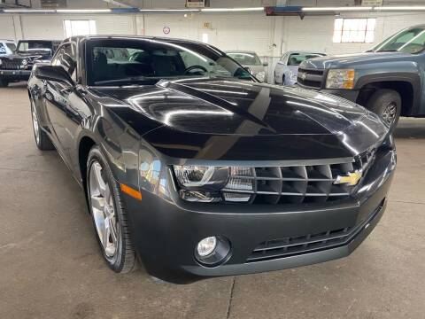 2013 Chevrolet Camaro for sale at John Warne Motors in Canonsburg PA