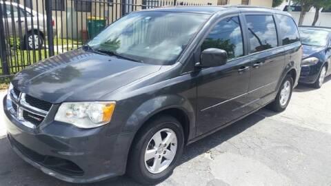 2012 Dodge Grand Caravan for sale at KK Car Co Inc in Lake Worth FL