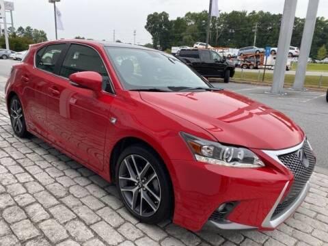 2014 Lexus CT 200h for sale at Southern Auto Solutions-Jim Ellis Volkswagen Atlan in Marietta GA