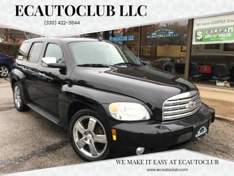 2010 Chevrolet HHR for sale at ECAUTOCLUB LLC in Kent OH