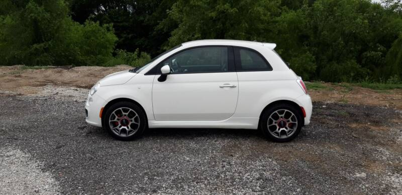 2015 FIAT 500 for sale at Rustys Auto Sales - Rusty's Auto Sales in Platte City MO