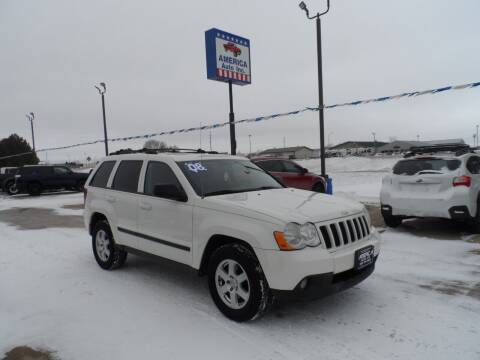 2008 Jeep Grand Cherokee for sale at America Auto Inc in South Sioux City NE