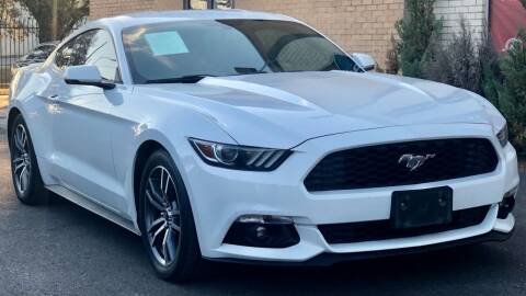 2016 Ford Mustang for sale at Auto Imports in Houston TX