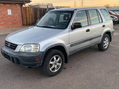 2000 Honda CR-V for sale at STATEWIDE AUTOMOTIVE LLC in Englewood CO