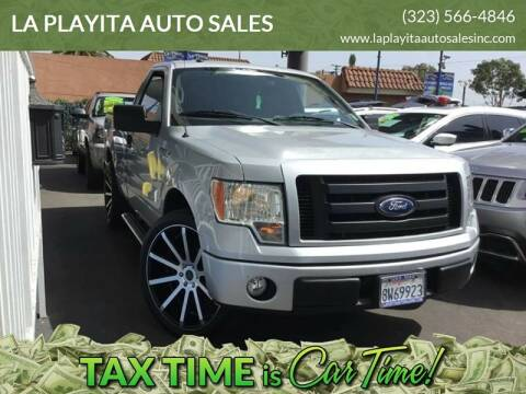 2009 Ford F-150 for sale at LA PLAYITA AUTO SALES INC in South Gate CA