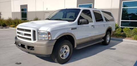 2005 Ford Excursion for sale at Alltech Auto Sales in Covina CA