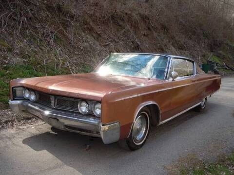 1967 Chrysler Newport for sale at Classic Car Deals in Cadillac MI