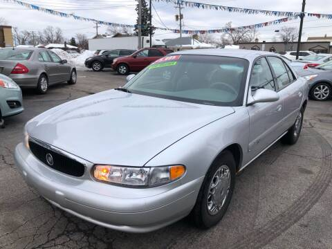 2002 Buick Century for sale at EL SOL AUTO MART in Franklin Park IL