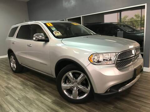 2011 Dodge Durango for sale at Golden State Auto Inc. in Rancho Cordova CA