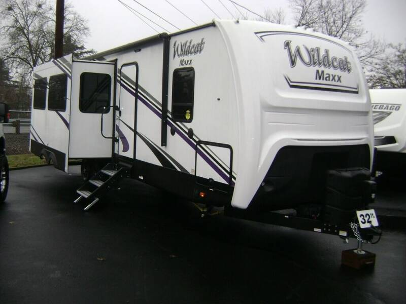 2021 Forest River Wildcat Maxx 266MEX / 32ft for sale at Jim Clarks Consignment Country in Grants Pass OR