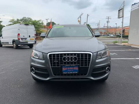 2012 Audi Q5 for sale at FIRST CLASS AUTO in Arlington VA