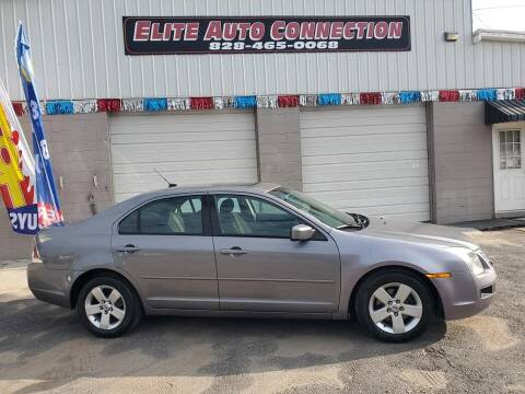 2007 Ford Fusion for sale at Elite Auto Connection in Conover NC