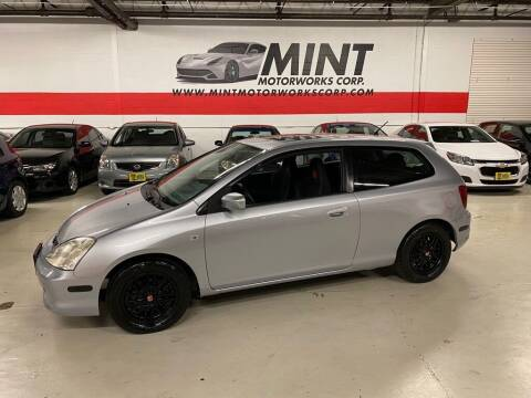 2002 Honda Civic for sale at MINT MOTORWORKS in Addison IL