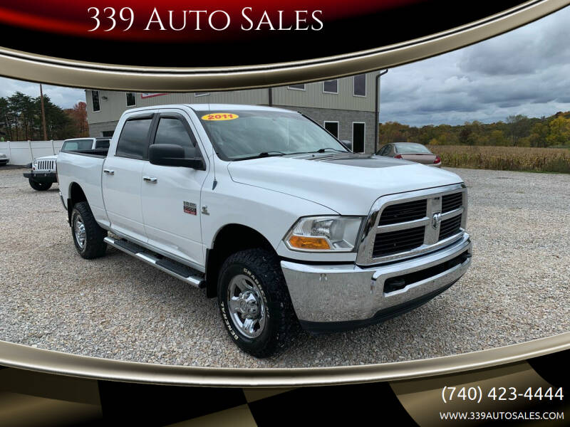 2011 RAM Ram Pickup 2500 for sale at 339 Auto Sales in Belpre OH