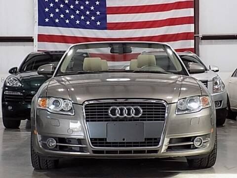 2008 Audi A4 for sale at Texas Motor Sport in Houston TX