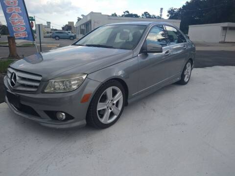 2010 Mercedes-Benz C-Class for sale at NINO AUTO SALES INC in Jacksonville FL