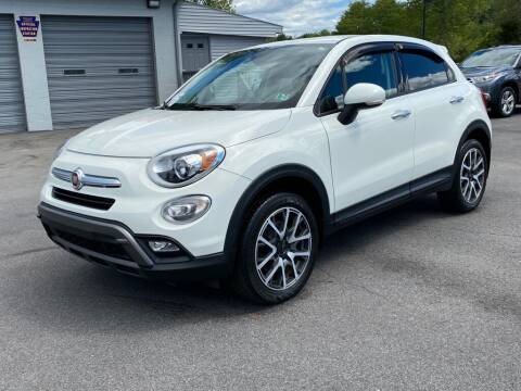 2016 FIAT 500X for sale at Alexandria Auto Mart LLC in Alexandria PA