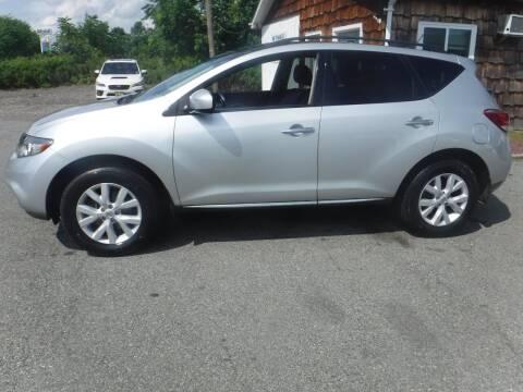 2011 Nissan Murano for sale at Trade Zone Auto Sales in Hampton NJ