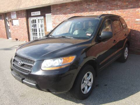 2009 Hyundai Santa Fe for sale at Tewksbury Used Cars in Tewksbury MA