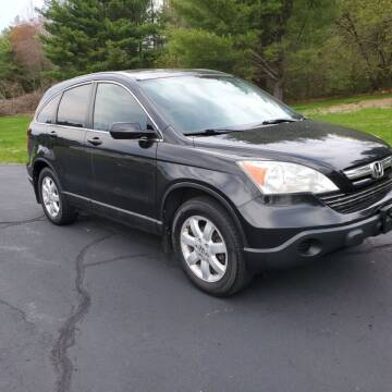 2009 Honda CR-V for sale at Stellar Motor Group in Hudson NH