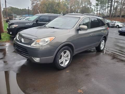 2007 Hyundai Veracruz for sale at GA Auto IMPORTS  LLC in Buford GA