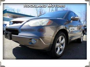 2008 Acura RDX for sale at Rockland Automall - Rockland Motors in West Nyack NY