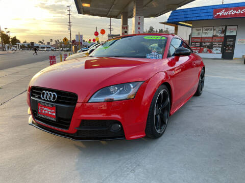 2014 Audi TT for sale at Top Quality Auto Sales in Redlands CA