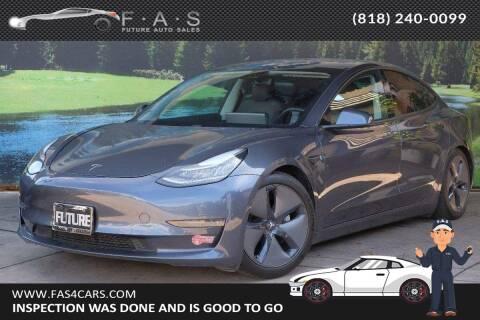 2018 Tesla Model 3 for sale at Best Car Buy in Glendale CA