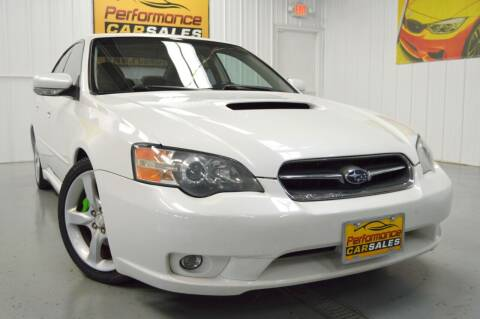 2005 Subaru Legacy for sale at Performance car sales in Joliet IL