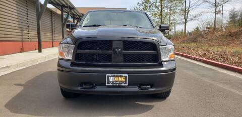 2009 Dodge Ram Pickup 1500 for sale at VIking Auto Sales LLC in Salem OR